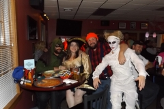 Ed's Crossroads Halloween Karaoke / Dance